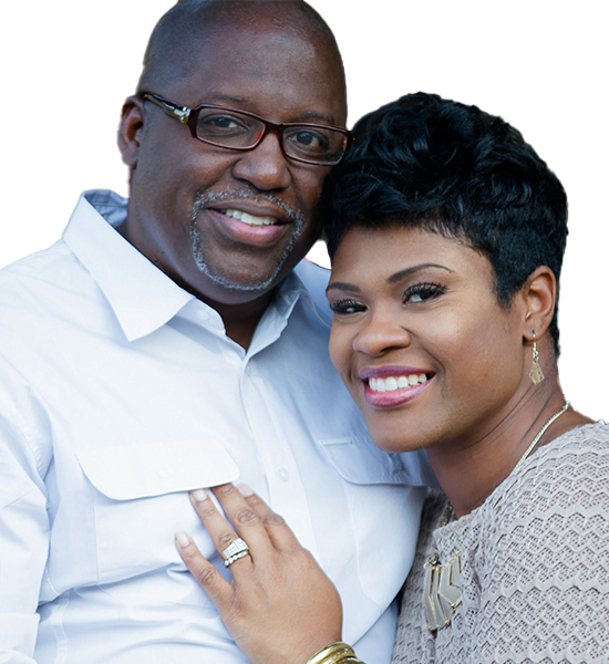 Daren & Nikia Hammonds-Blakely - Marriage BootCamp Directors