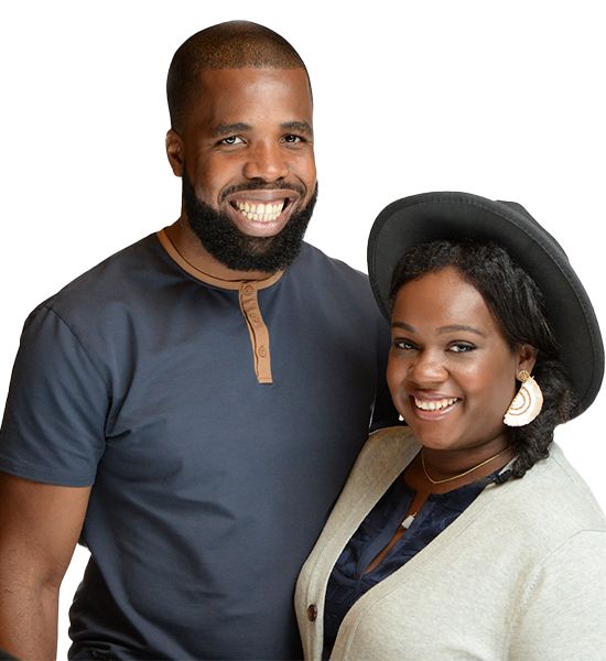 Okem and Amber Okolo -Ebube - Marriage BootCamp Directors
